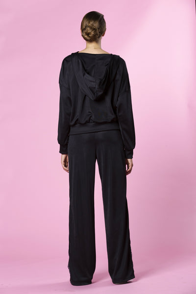 Pants Silk Tracksuit