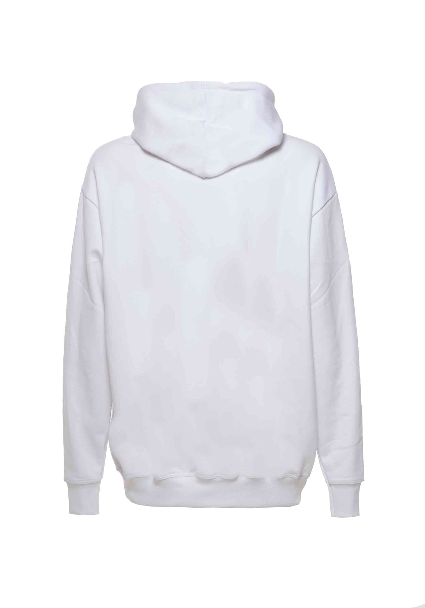 Hoodie Iconic White