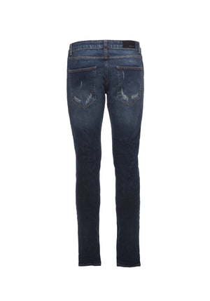 Jeans Denim Dark Blue