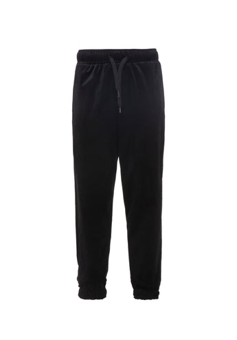 Pants Velour Black