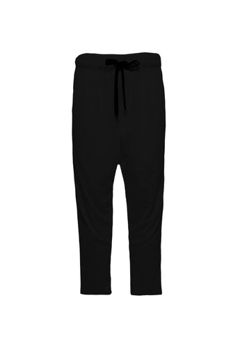 Pants Chino Velvet Black
