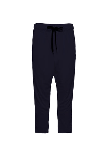Pants Chino Velvet Blue