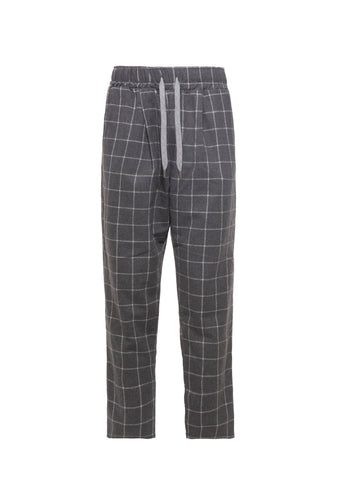 Pants Chino Square Grey