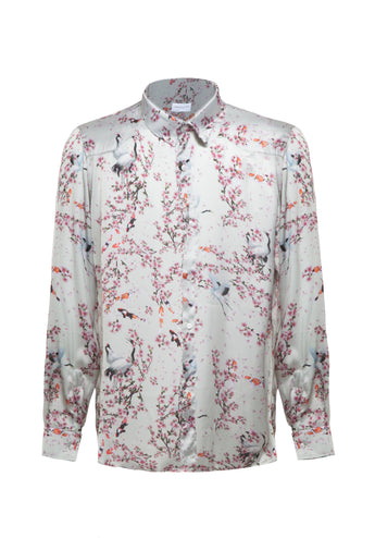 Shirt Lotus White