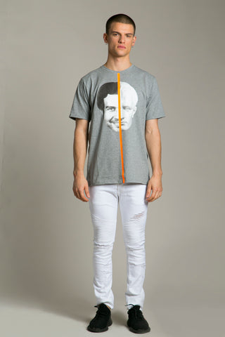 Short Sleeve T-Shirt Pablo Grey