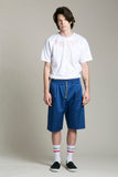 Shorts Cotton Blue