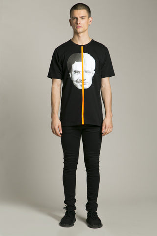 Short Sleeve T-Shirt Pablo Black