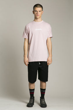 Short Sleeve T-Shirt Pink You Know Me