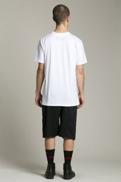 Short Sleeve T-Shirt White You Know Me
