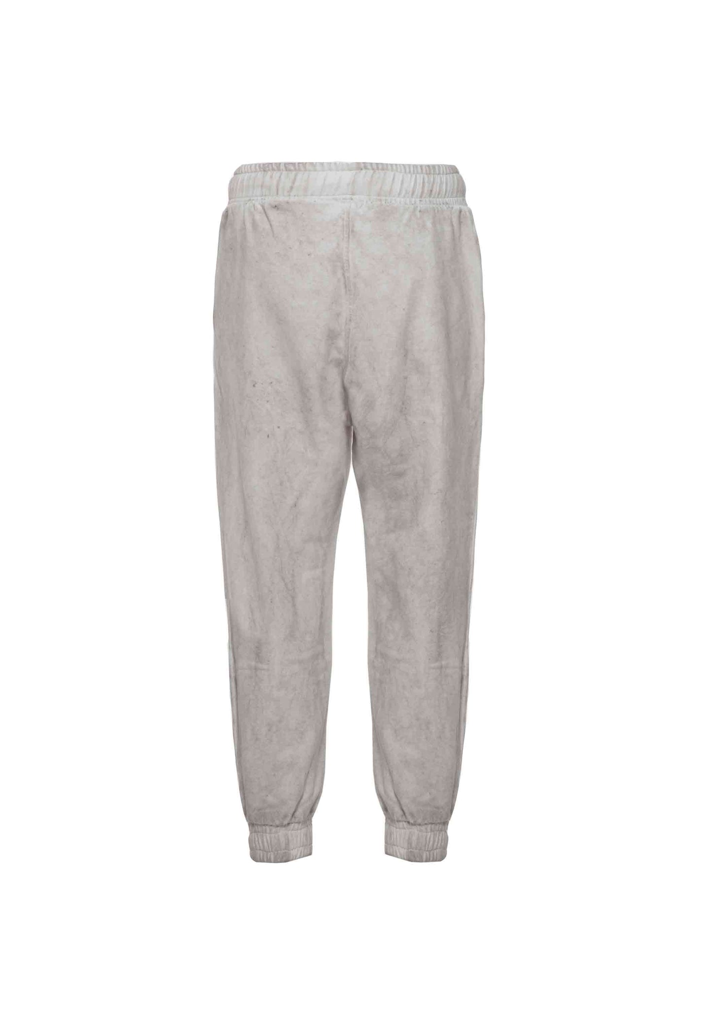 Jogger Pants Logo White