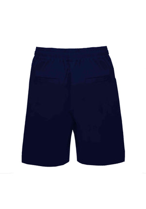 Pants Short Chino Blue