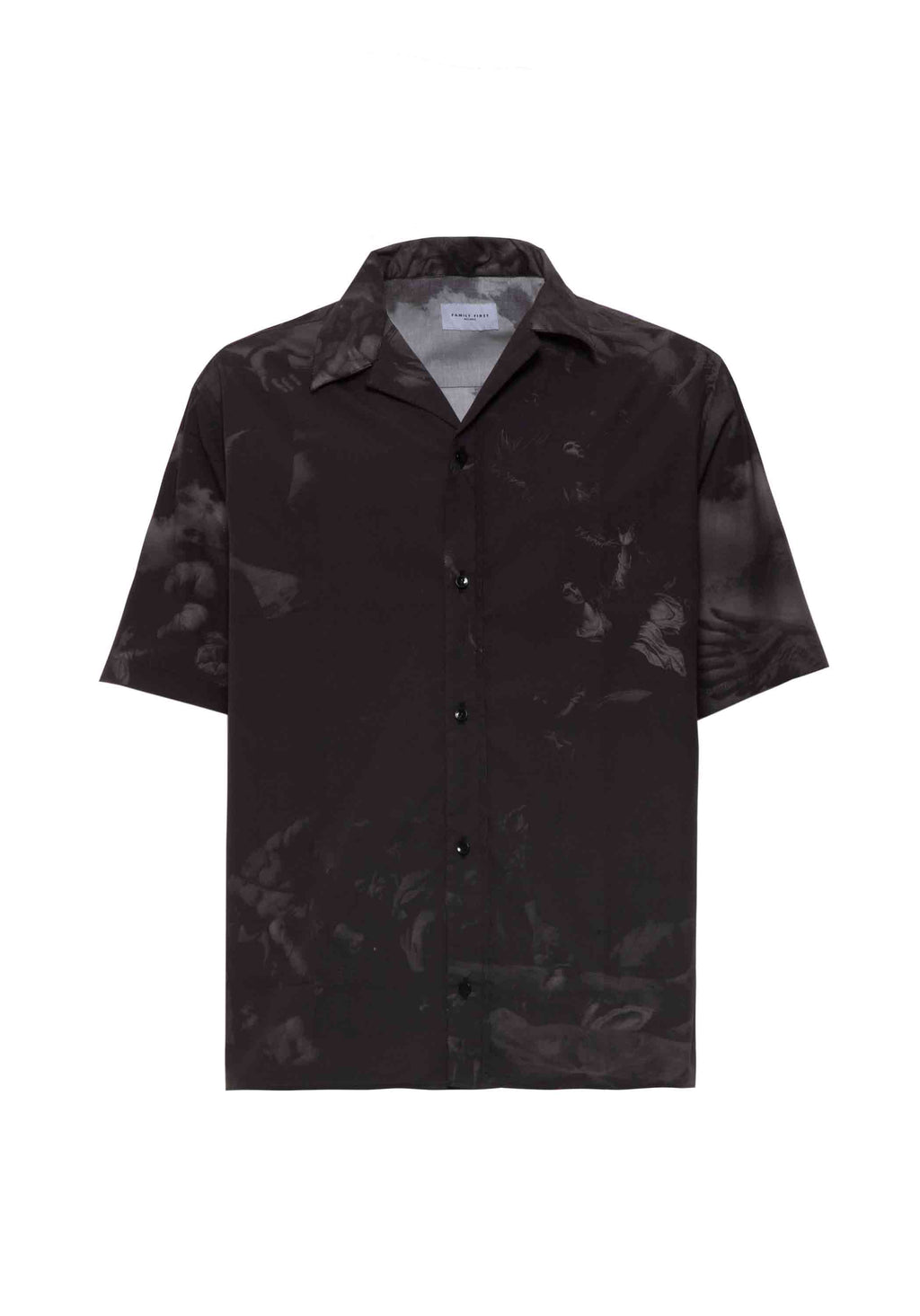 Shirt The Saints Black