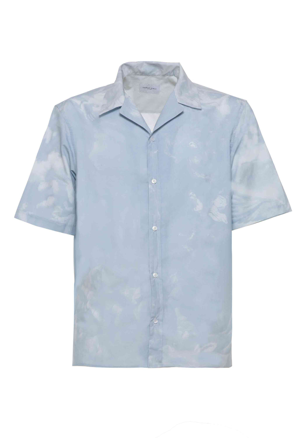Shirt The Saints Light Blue
