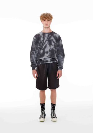 Sweater Tie Dye Black