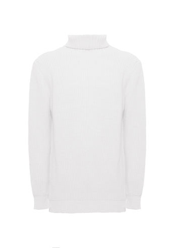Sweater Turtle White