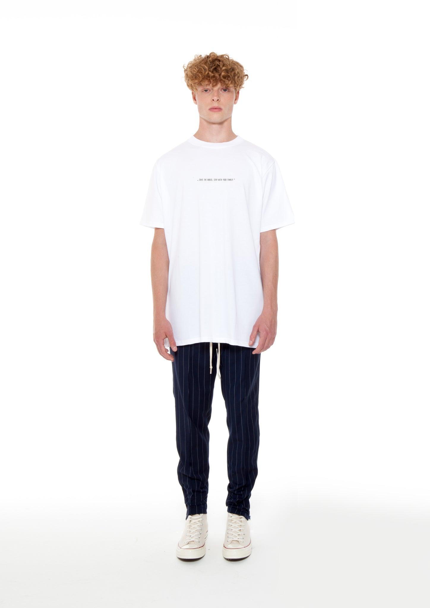 T-shirt Iconic White