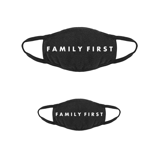 Pack Mask Logo Adult + Mask Logo Kid