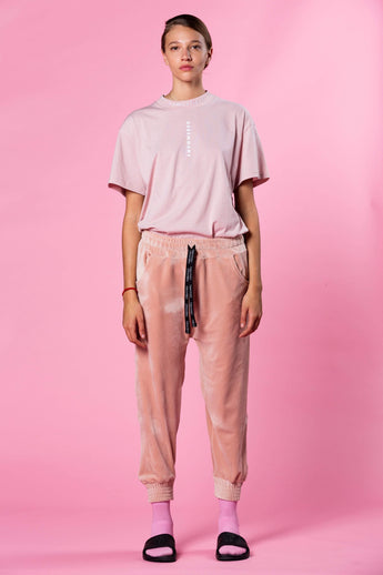 Short Sleeve T-shirt Empowered Pink