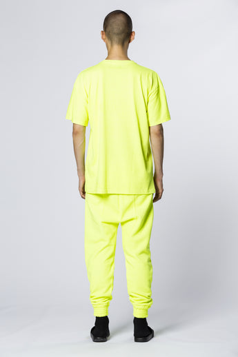 Pants Yellow Fluo