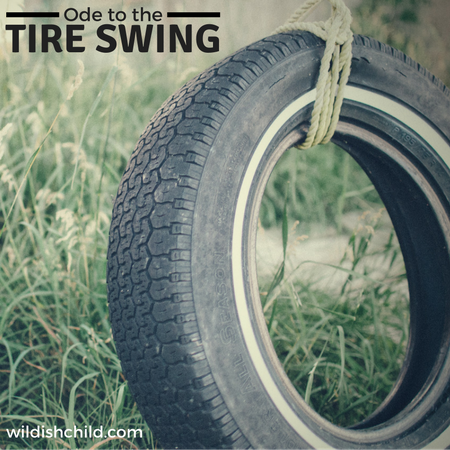 Ode to the Tire Swing