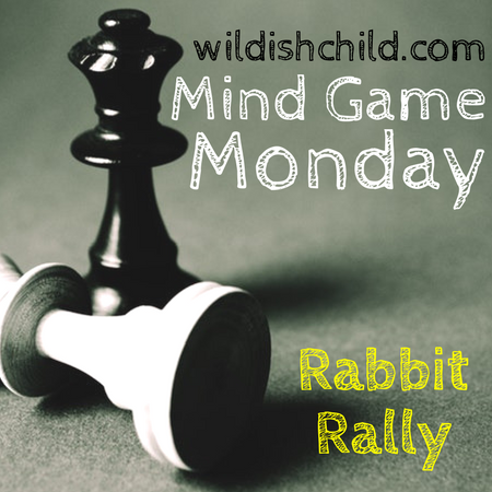 Mind Game Monday: Rabbit Rally