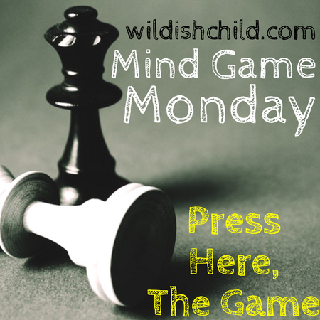 Mind Game Monday: Press Here, The Game