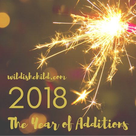 2018: The Year of Additions