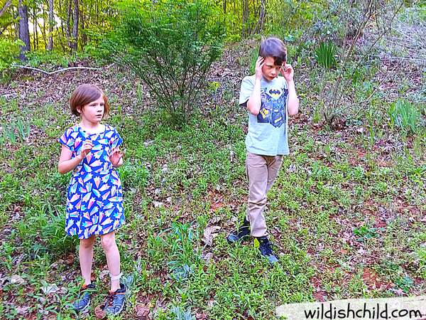 wildish child mind game monday snipe hunt listening for snipes
