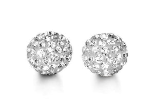 Bella Crystal Studs - Design by Jesse