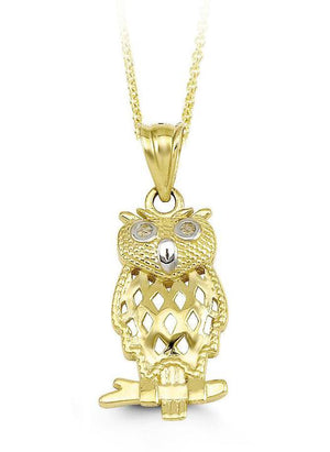 Charmed Owl - Design by Jesse
