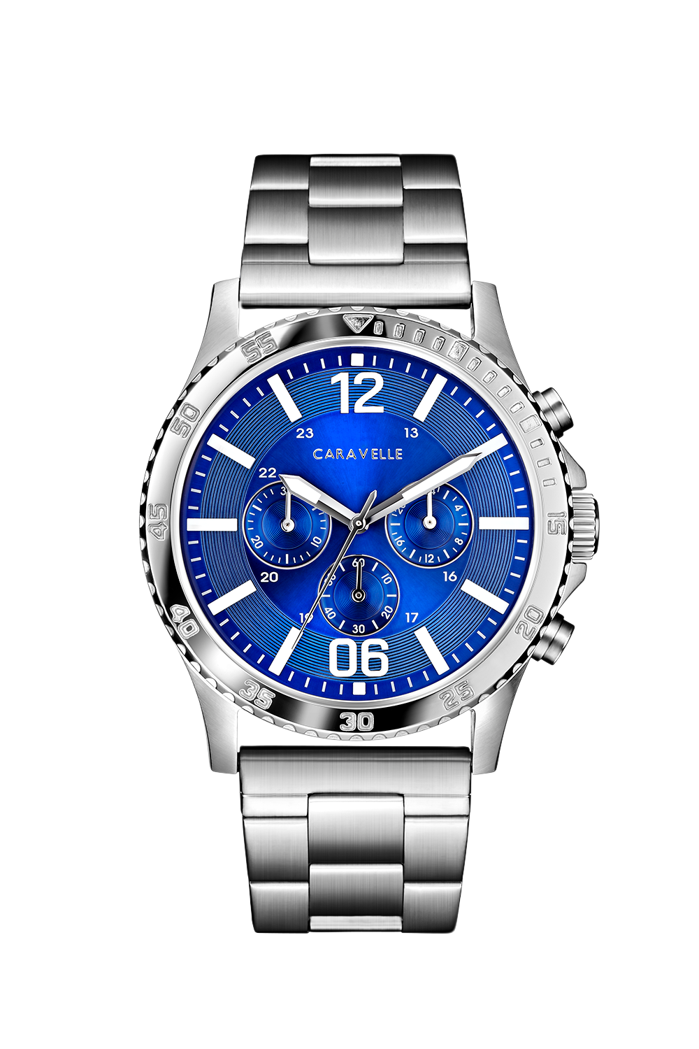 Men's Chrono Blue (43A145) - Design by Jesse