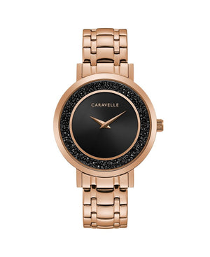 Women's Rose Crystal Watch (44L252)