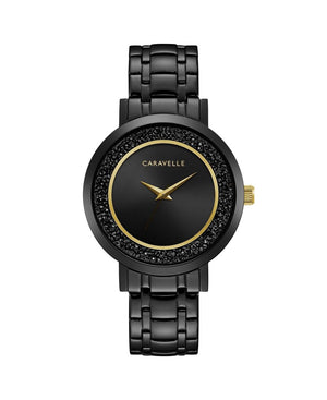 Women's Crystal Two-Tone Watch (45L181)