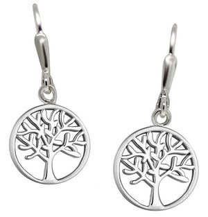Legend Tree of Life Earrings - Design by Jesse