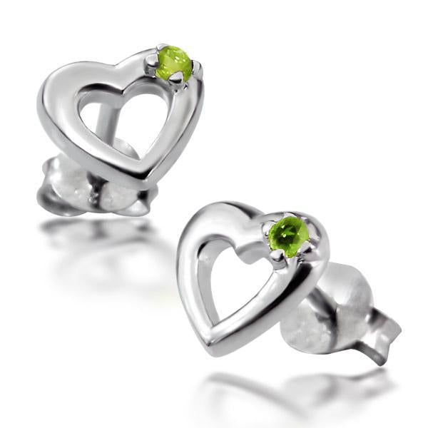 Legend Birthstone Heart Sets - Design by Jesse