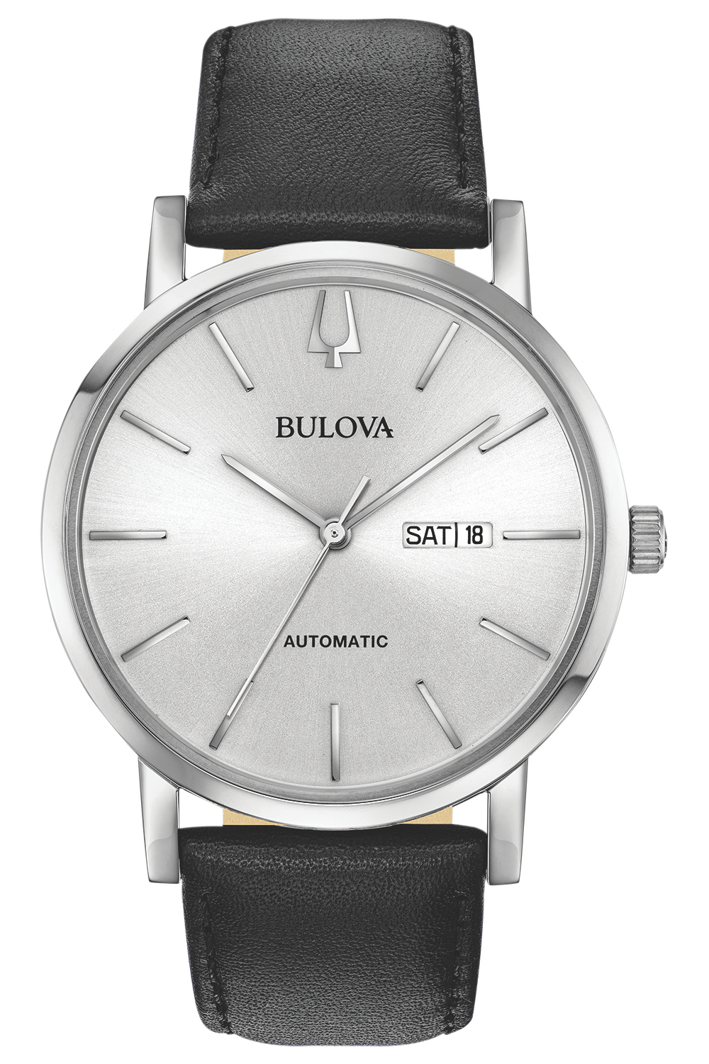 Men's Classic Automatic Silver (96C130) - Design by Jesse