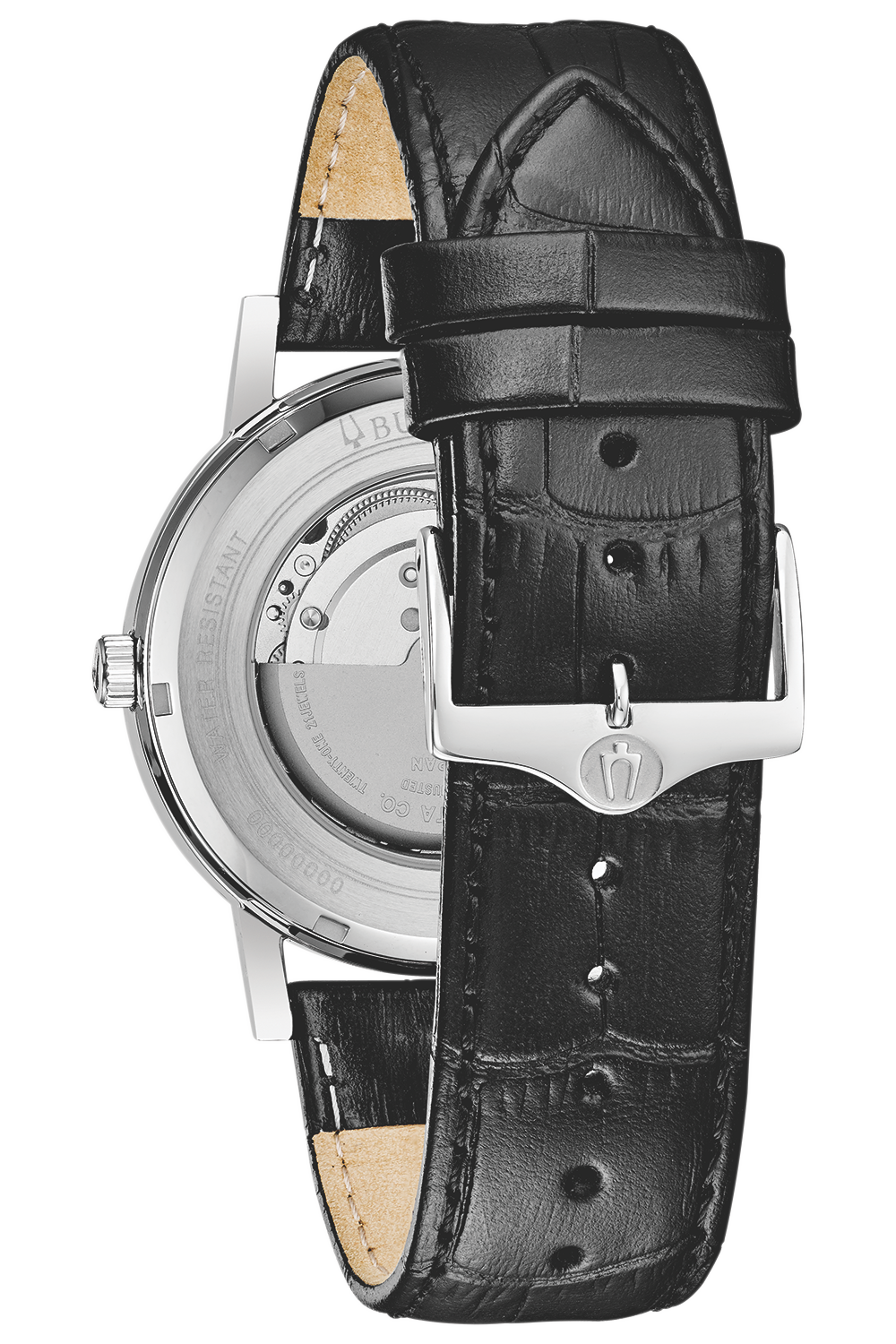 Men's Classic Automatic Black (96C131) - Design by Jesse