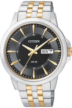 Men's Two-Tone Quartz - Day and Date