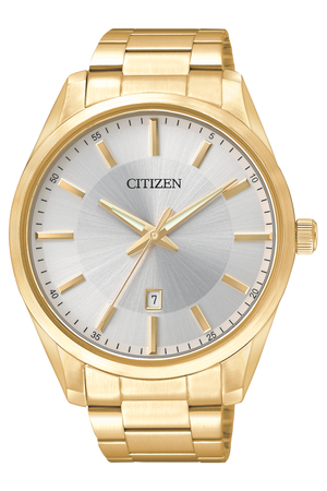 Quartz Dress Watch Gold
