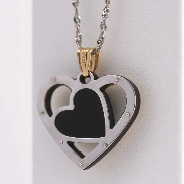 Onyx Heart - Design by Jesse