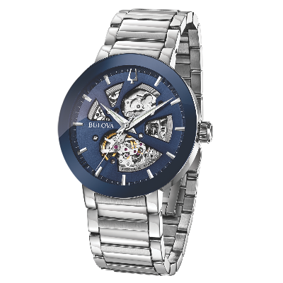 Bulova Skeleton Watch