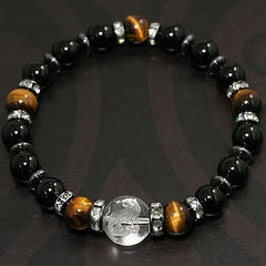 Japanese Good Fortune Bracelets (Tiger)