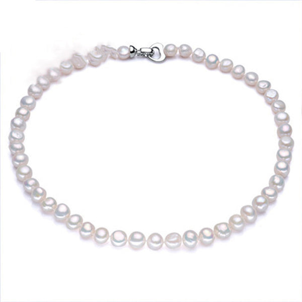Freshwater Pearl Necklace 9-10mm