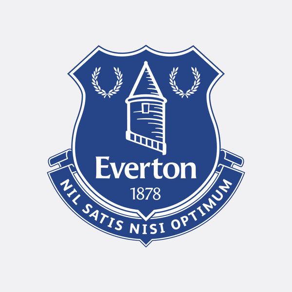 Everton F C - Premier League – The Football Crest Index