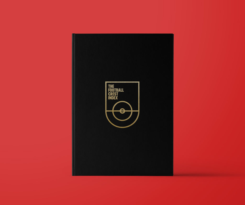 The Football Crest Index - Premier League Volume 1 Book