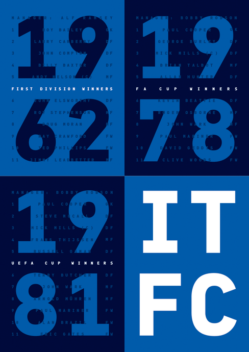Ipswich Town F.C. - The Football Crest Index
