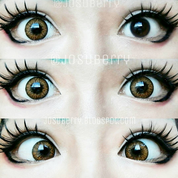 OhMyKitty4u: Review of Kazzue Eyes Premier Brown