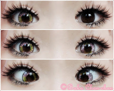 OhMyKitty4u : Review aurora spark pink by @Chan-chan.