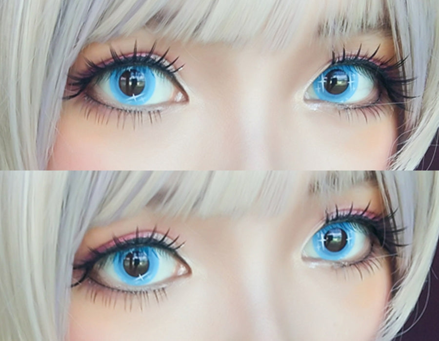 Anime Spark Blue Ohmykitty Online Store