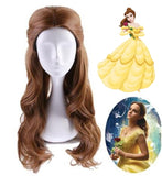 Beauty and the Beast - Belle - Cosplay Wig - Ohmykitty Online Store